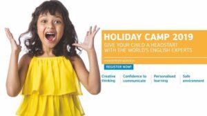 british council holiday camp 2019